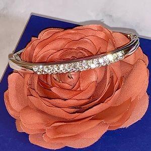 AUTHENTIC Swarovski Crystal Bangle Bracelet